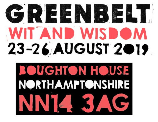 Helpers needed at Greenbelt Festival