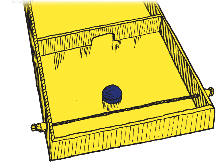 Pucket Illustration